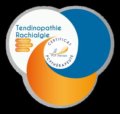 Certificat PCPTherapy-Tendinopathie-Rachialgie